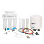 5SRO-OKW – 5 Stage Reverse Osmosis Filtration System