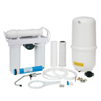 4SRO-OKW- 4 Stage Reverse Osmosis Filtration System