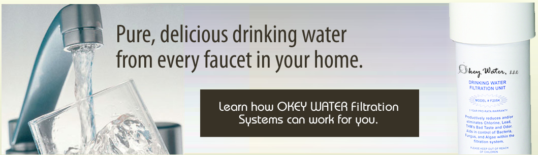 Reasons to use filtered water
