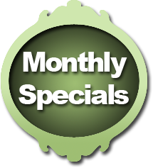 Monthly Water Filter Specials